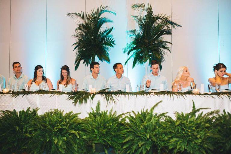 Hilton Orlando Bonnet Creek Wedding A Chair Affair reception