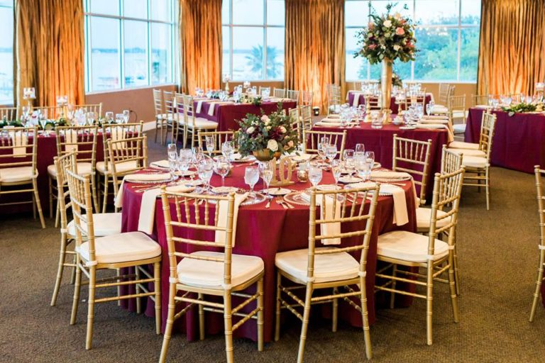 Isla Del Sol Yacht Club Wedding A Chair Affair Chiavari chairs