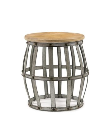 Jack End Table - A Chair Affair Rentals