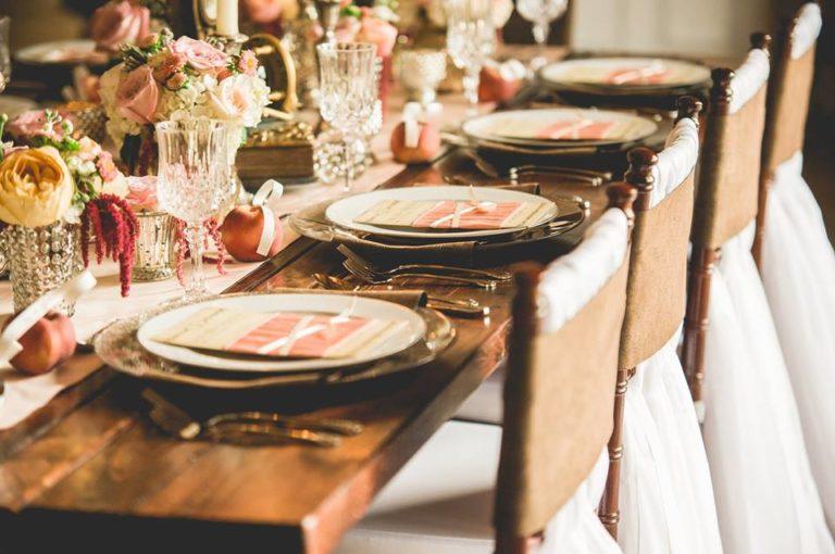 Labyrinth Inspired Wedding Shoot A Chair Affair flatware