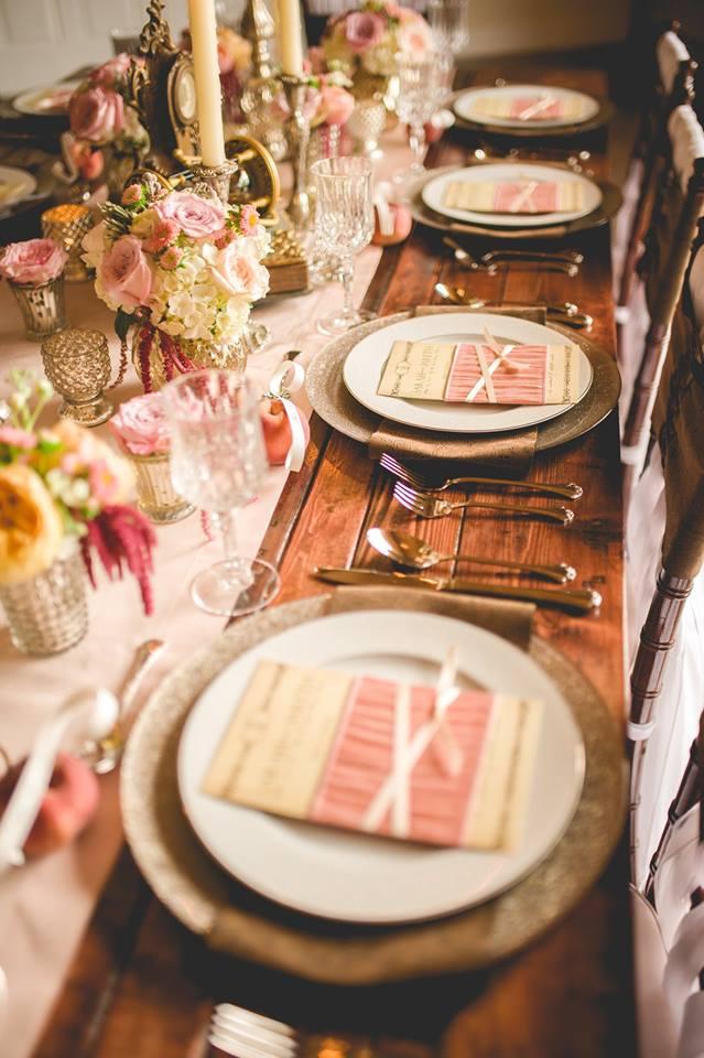 Labyrinth Inspired Wedding Shoot A Chair Affair stemware flatware