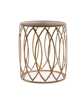 The Ariel End Table - A Chair Affair Rentals
