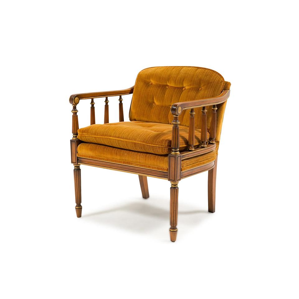 The Isabella Vintage Chair - A Chair Affair Rentals