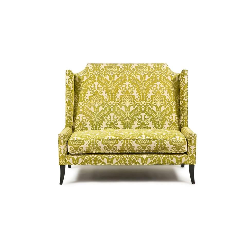 Vienna Vintage Sofa - A Chair Affair Rentals