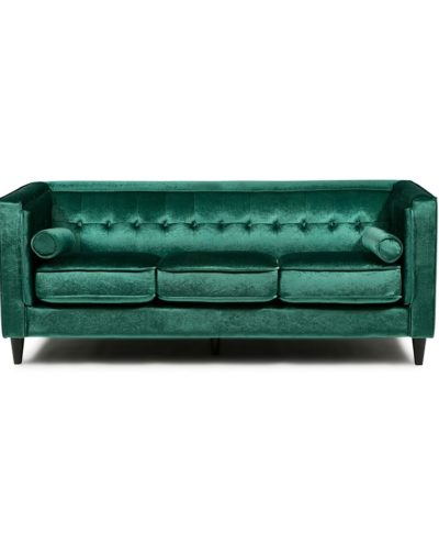 emerald brighton sofa a chair affair inc. Black Bedroom Furniture Sets. Home Design Ideas