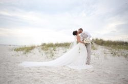 Sandpearl Resort Beach Wedding in Clearwater