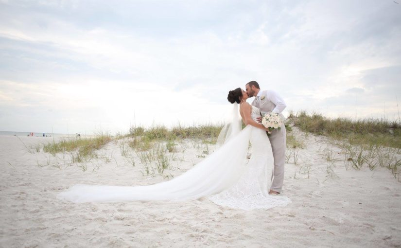 Sandpearl Resort Beach Wedding in Clearwater