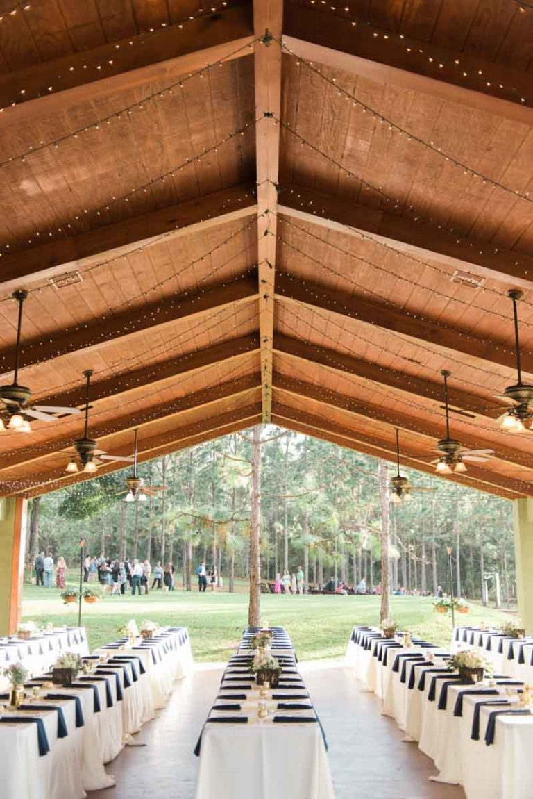 Skyline ranch wedding a chair affair venue