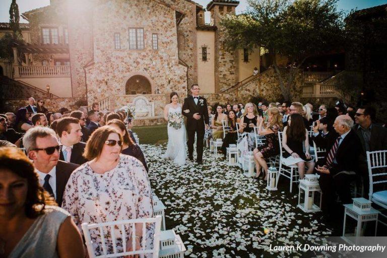 Bella Collina Wedding A Chair Affair white folding chairs 3