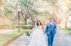 Summer Wedding at Cypress Grove Estate House