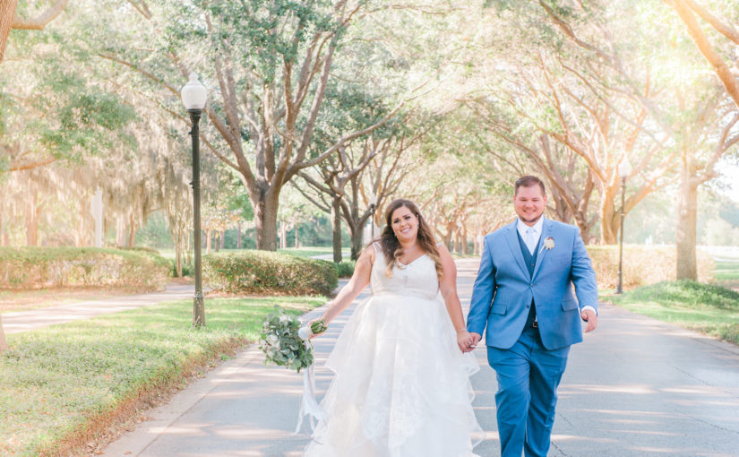 Cypress Grove Estate Summer Wedding