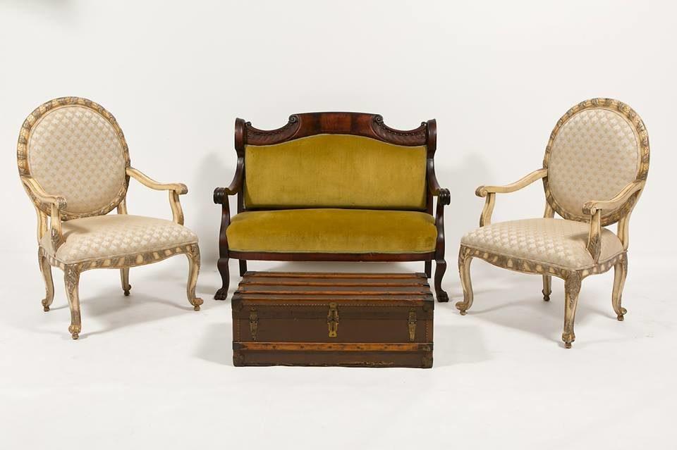 Vintage Furniture A Chair Affair Princess Diana