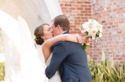 Navy and Blush: Casa Feliz Wedding in Winter Park
