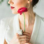Fashionable Fall Bridal Shower Inspiration at Haus 820 A Chair Affair Flower Closeup