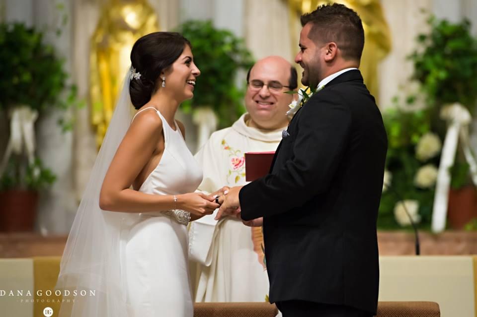 St. augustine wedding a chair affair ceremony 1