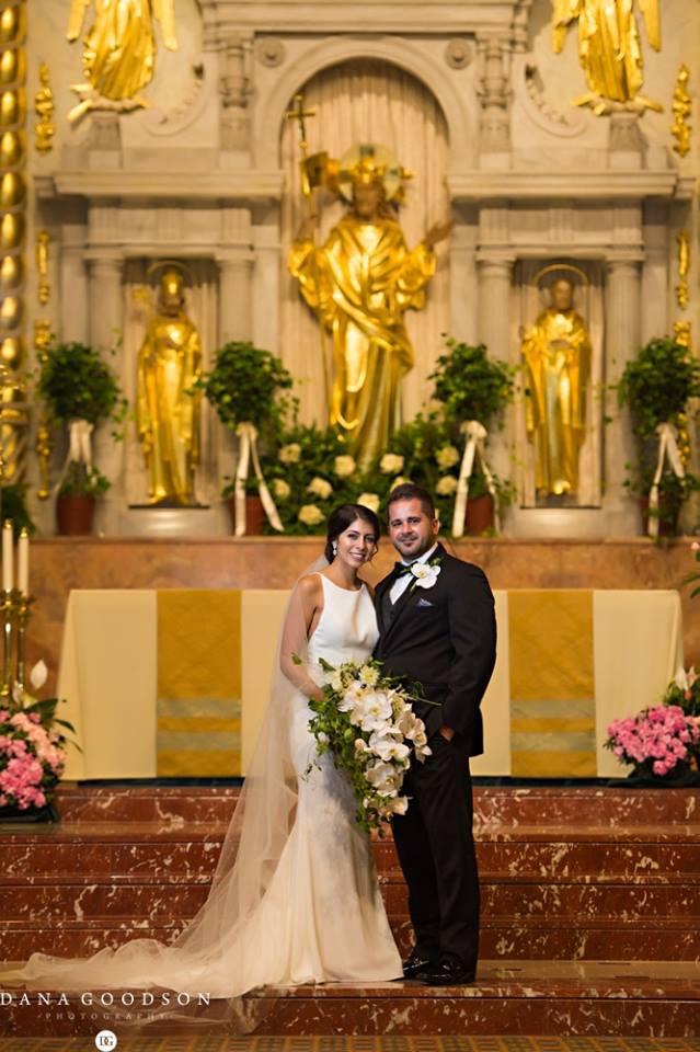St. augustine wedding a chair affair ceremony 2