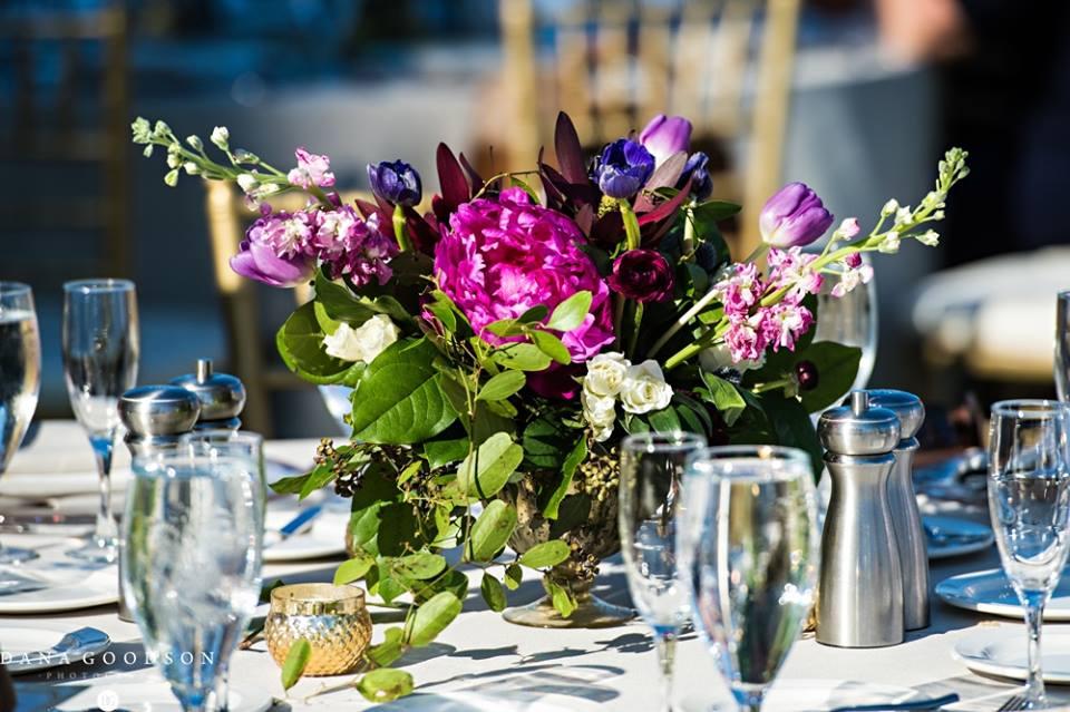 St. augustine wedding a chair affair reception
