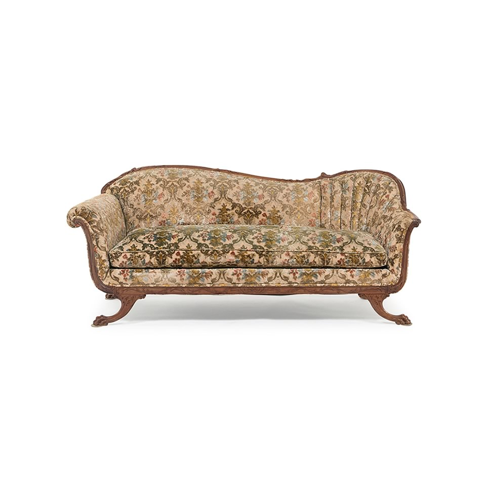 The Dorothy Sofa - A Chair Affair Rentals