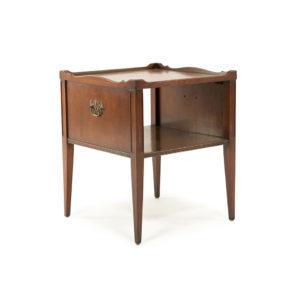 The Leonard End Table - A Chair Affair Rentals