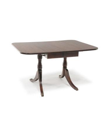 The Vincent Drop Leaf Table - A Chair Affair Rentals