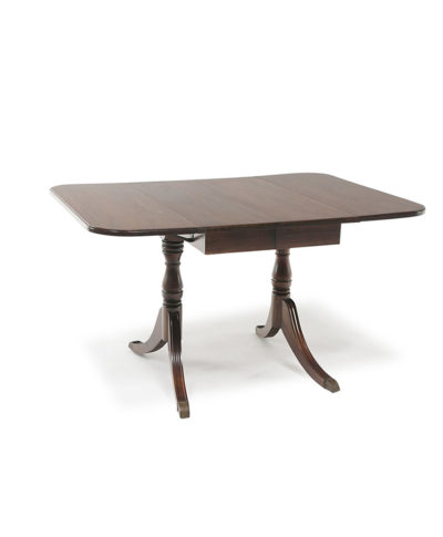 The Vincent Drop Leaf Table – A Chair Affair Rentals