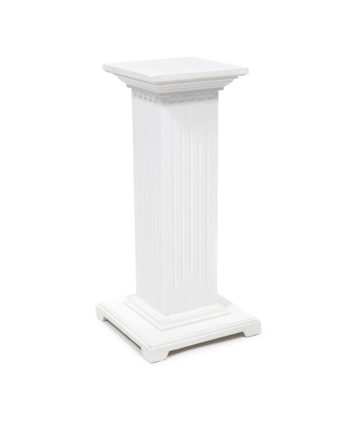 Wood Columns - A Chair Affair Rentals