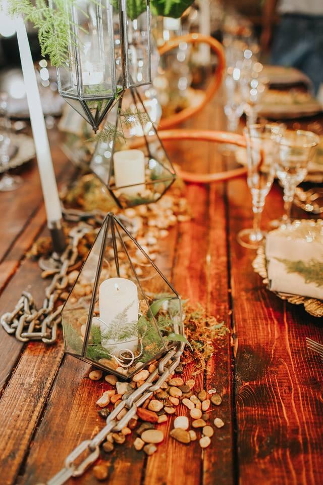 industrial wedding inspiration a chair affair farm table