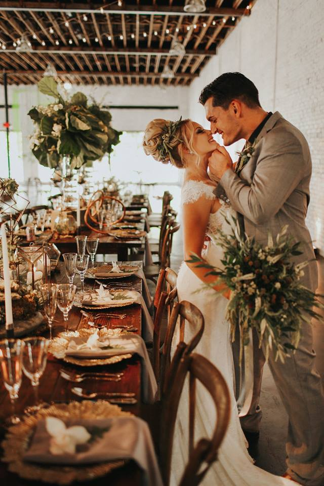 industrial wedding inspiration a chair affair gold seaburst charger french country chair