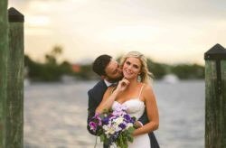 Waterfront Wedding at Eau Gallie Yacht Club