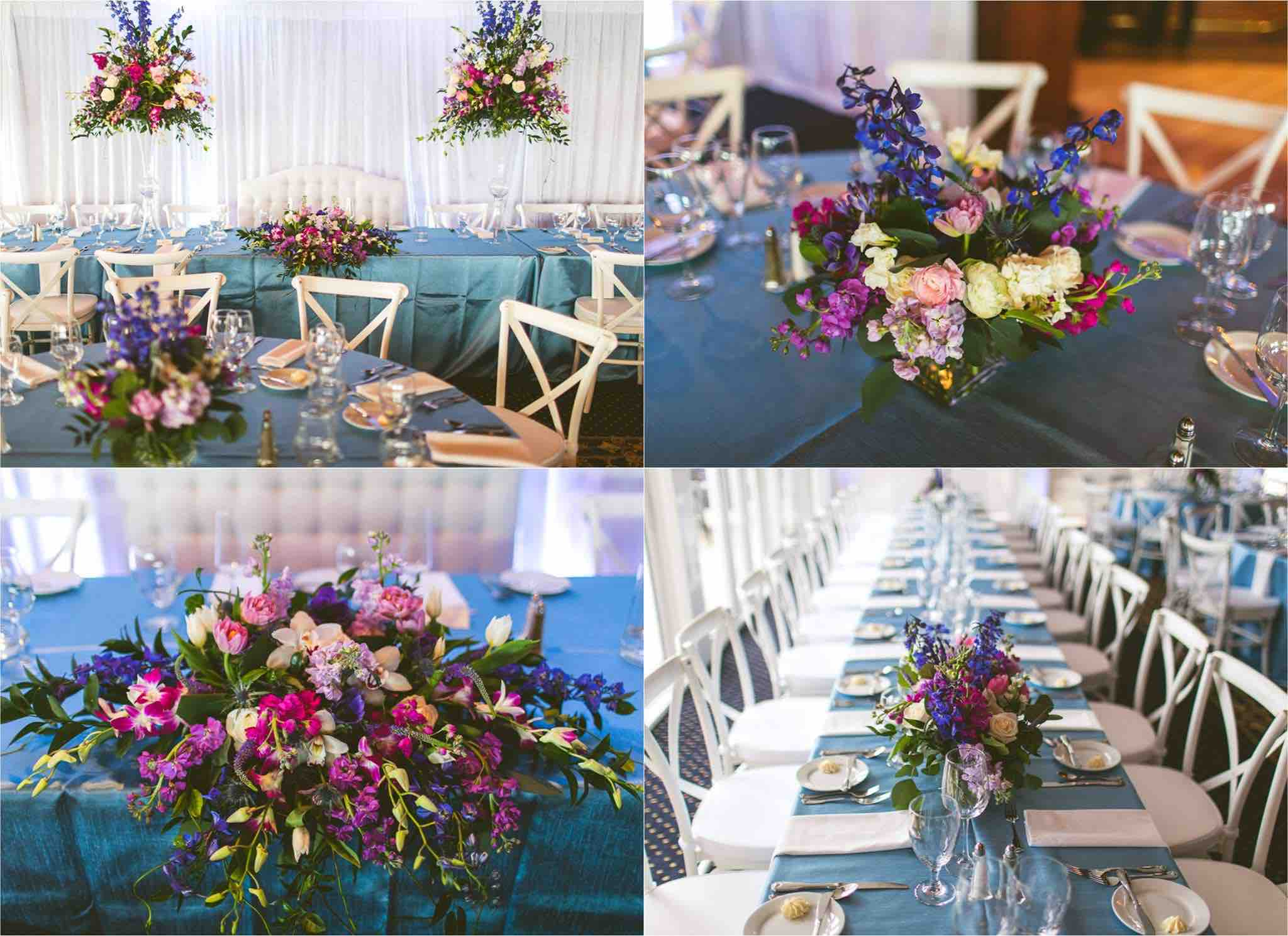 Waterfront Wedding at Eau Gallie Yacht Club A Chair Affair White French Country Chairs