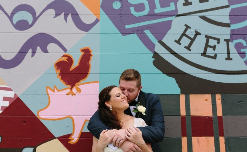 Straz Center for Performing Arts Broadway-inspired Wedding