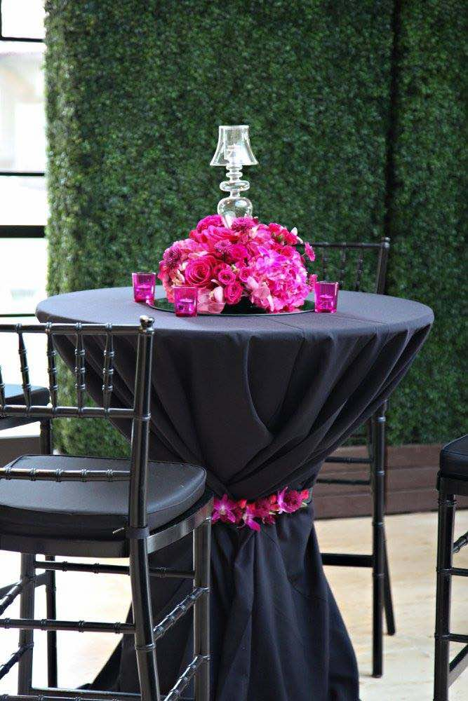 Classic Black and White Alfond Inn Wedding A Chair Affair Black Chiavari Barstools
