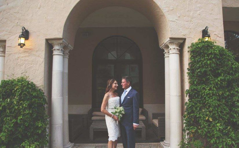 Alfond Inn Classic Black and White Wedding