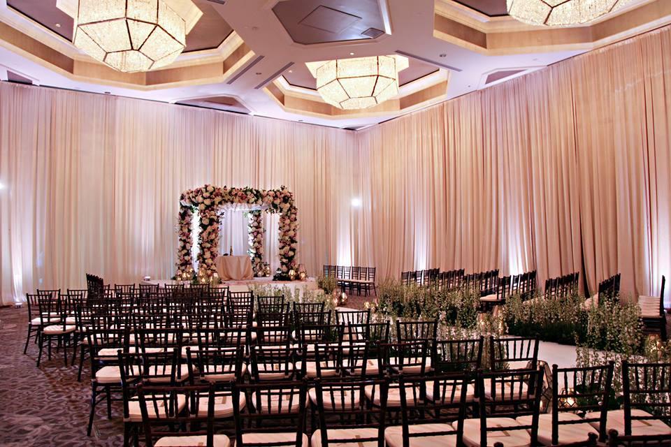 Four Seasons Wedding A Chair Affair Chiavari chairs 1