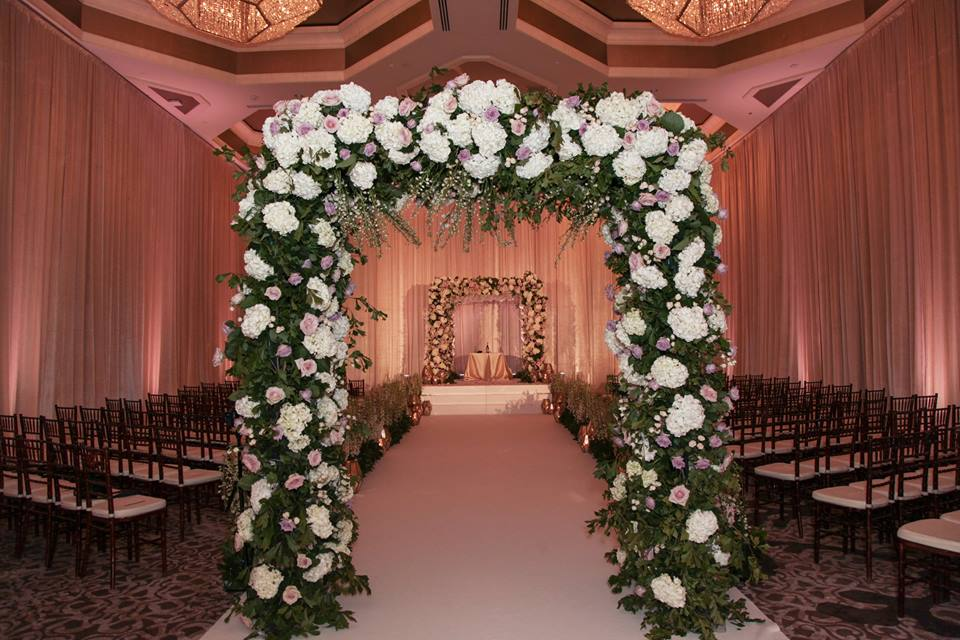 Four Seasons Wedding A Chair Affair Chiavari chairs 2
