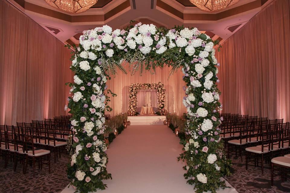 Four Seasons Wedding A Chair Affair Chiavari chairs 2