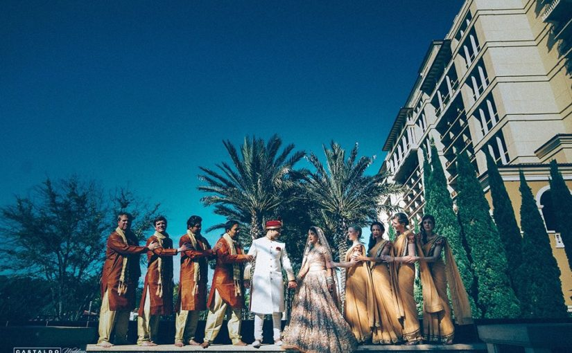 Four Seasons Orlando – Indian Wedding in Orlando