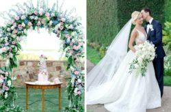 Luxury Bella Collina Wedding: Veronika and Alexander