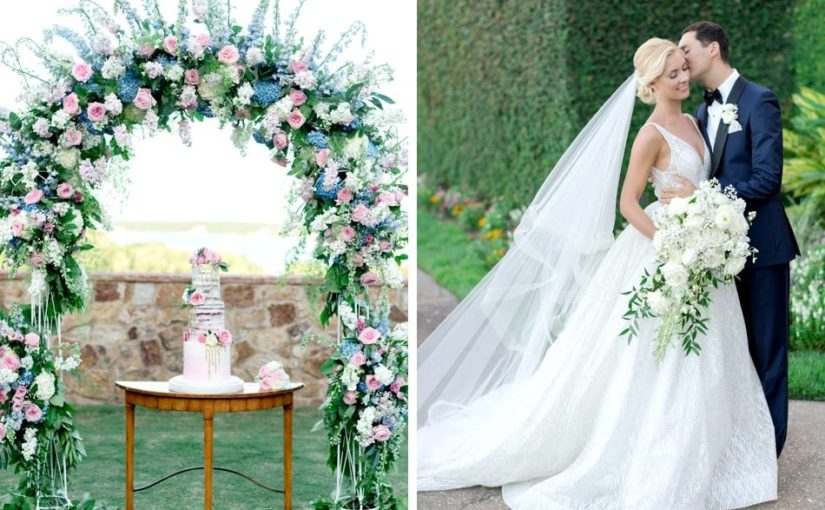 bella collina wedding a chair affair floral 1