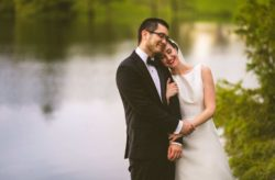 Orlando Museum of Art: A Chic Black and White Wedding