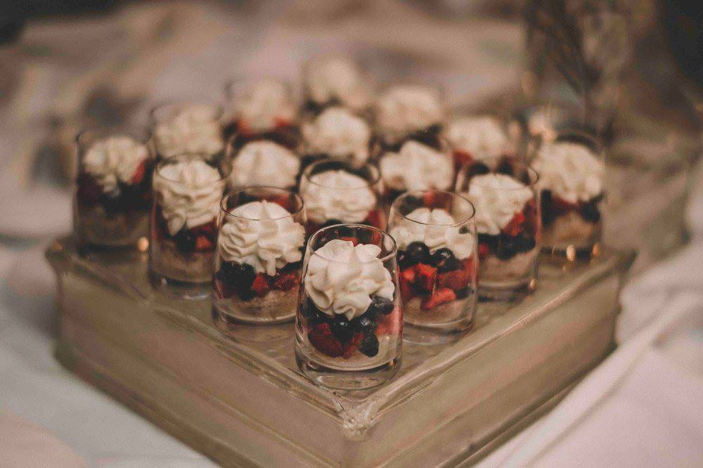 Bella Bliss Bridal Show Bella Collina Bridal Show A Chair Affair Desserts