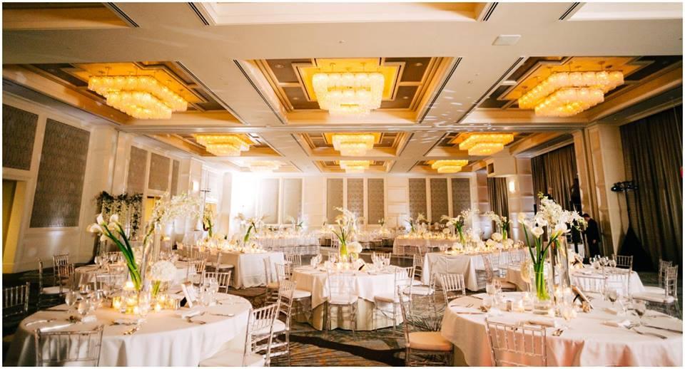 Classic White Wedding A Chair Affair Clear Chiavari Chairs
