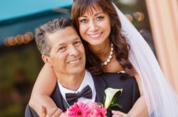 Rosen Shingle Creek Wedding – Romantic Pink and Cream