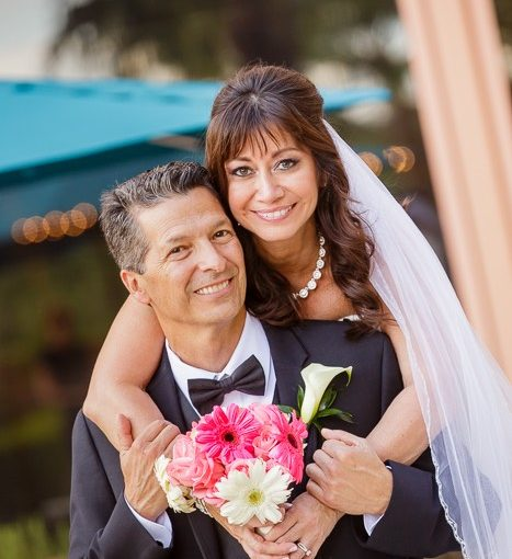 Rosen Shingle Creek Wedding – Romantic Pink and Cream