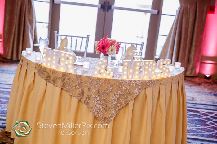 rosen shingle creek wedding A Chair Affair Silver Chiavari Chairs