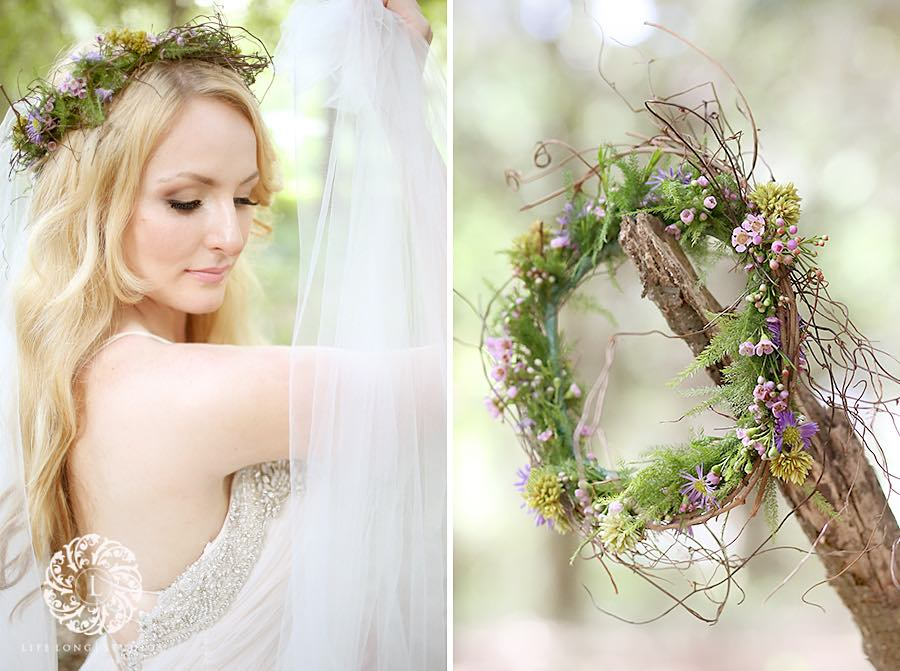 Enchanted Forest Wedding A Chair Affair Bride