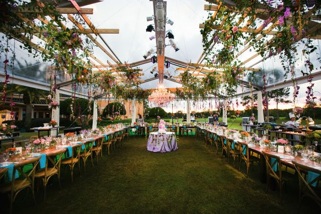 Garden Style Wedding A Chair Affair French Country Chairs