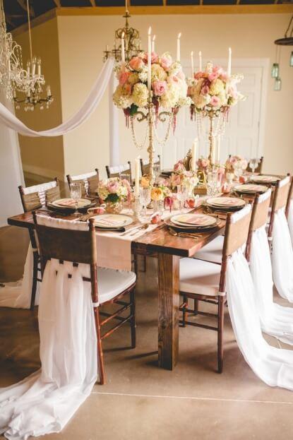 Thanksgiving Table Inspiration A Chair Affair Farm Table