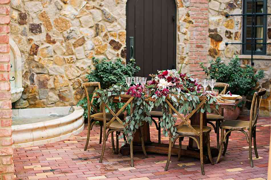 Thanksgiving Table Inspiration A Chair Affair French Country Chairs