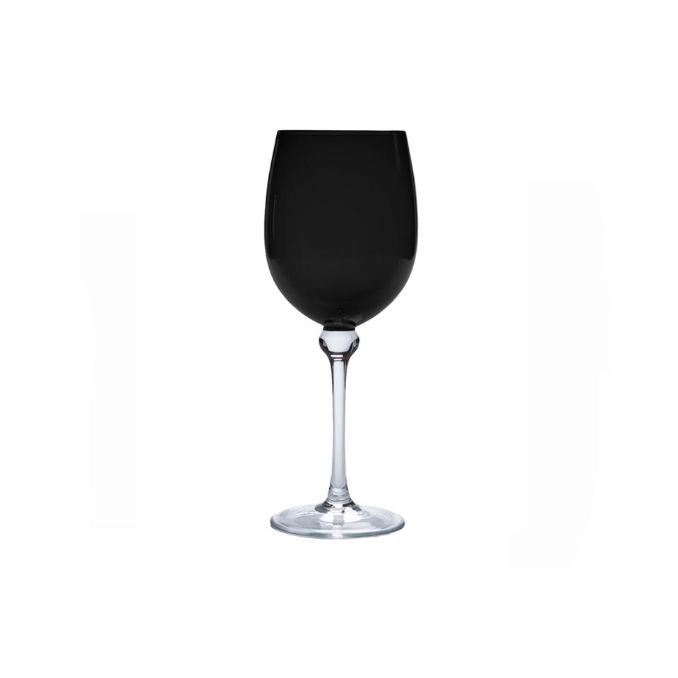 black goblet - A Chair Affair Rentals